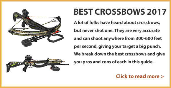 Best Crossbows For 2017 - Crossbow Reviews