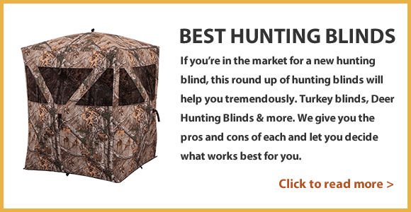 Best Hunting Blinds - Review of 2017
