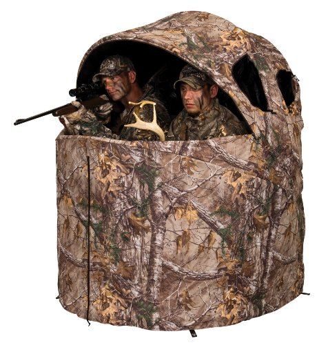 Ameristep Deluxe Two Person Hunting Blind