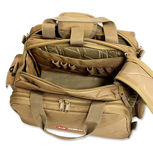 Overview The Last Bag On Our List Comes In With A Mid Range Price And Good Reviews Albeit Nowhere Near As Many Some Of Other Gun Bags We Ve