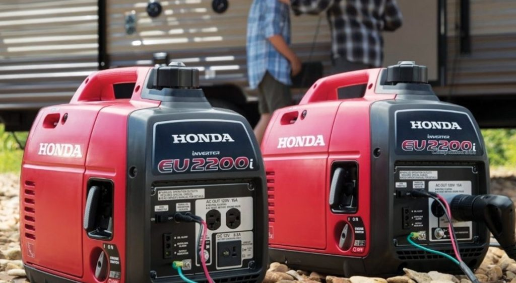 Honda EU2200 Is The Best Portable Generator