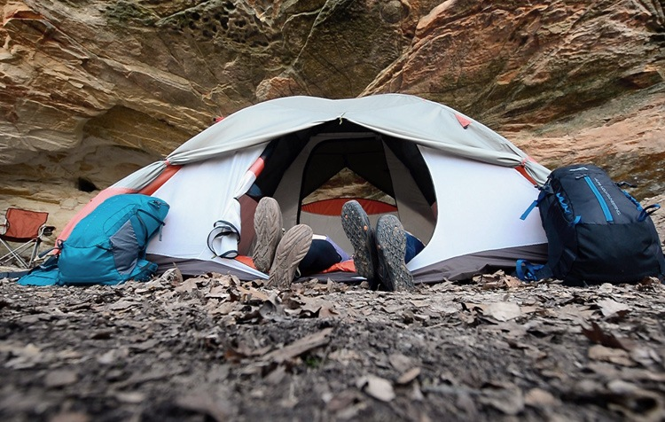 Lynx 4 Person Tent
